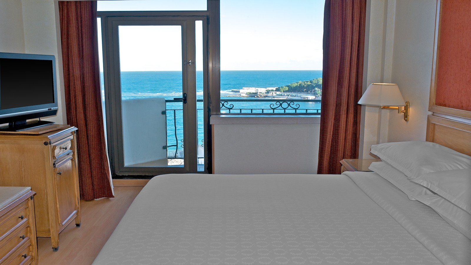 Deluxe Room Sea View
